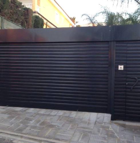 carpinteria exterior metalica